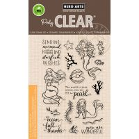 """Hero Arts Clear Stamps 4""""X6"""" NOTM388513"""
