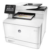 HP Color LaserJet Pro MFP M477fnw Wireless Multifunction, Copy/Fax/Print/Scan HEWCF377A