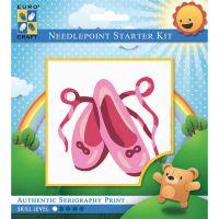 "Needleart World Needlepoint Kit 6""X6"" NOTM052518"