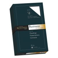 Southworth 25% Cotton Business Paper, 20lb, 95 Bright, 8 1/2 x 14, 500 Sheets SOU403E