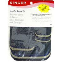 Iron-On Patches Repair Kit 16/Pkg NOTM100505
