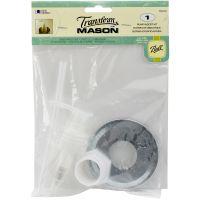 Transform Mason Ball Lid Inserts 1/Pkg NOTM439334