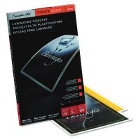 Swingline GBC EZUse Thermal Laminating Pouches, 3 mil, 11 1/2 x 17 1/2, 100/Box SWI3200720