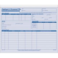 Adams Employee Personnel File Folder ABF9287ABF