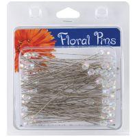 Darice Floral Pins NOTM364347
