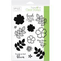 Gina K Designs Clear Stamps NOTM365880