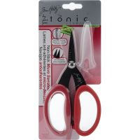 "Kushgrip Non-Stick Micro Serrated Scissors 7"" NOTM309477"