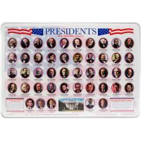 """Painless Learning Laminated Placemats 17.5""""X12.25"""" NOTM360973"""