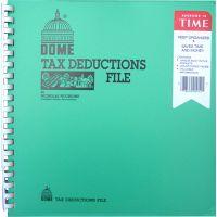 Dome Tax Deduction File Book DOM912