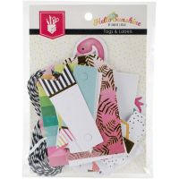 Hello Sunshine Cardstock Tags Pack NOTM041509