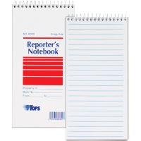 TOPS Reporter's Notebook TOP80304