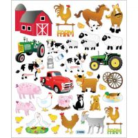 Multicolored Stickers NOTM129905