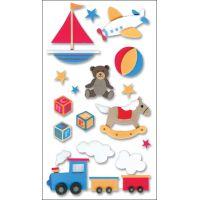 Jolee's Boutique Dimensional Foam Stickers NOTM291806