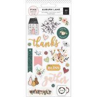 Auburn Lane Puffy Stickers NOTM432317