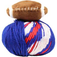 DMC Top This! Yarn - Team Colors Blue/Red NOTM370008