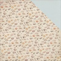 """High Tide Double-Sided Cardstock 12""""X12"""" NOTM456128"""