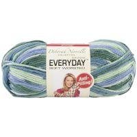 Deborah Norville Collection Everyday Soft Worsted Yarn - Pond NOTM466051