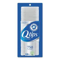 Q-tips Cotton Swabs, 750/Pack UNI09824PK
