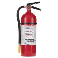 Kidde ProLine Pro 5 Multi-Purpose Dry Chemical Fire Extinguisher, 8.5lb, 3-A, 40-B:C KID46611201