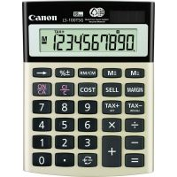 Canon LS100TSG Mini-desktop Calculator CNMLS100TSG