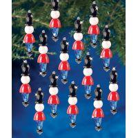 Holiday Beaded Ornament Kit NOTM446910