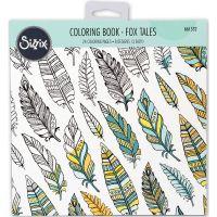 Sizzix Coloring Book NOTM212810