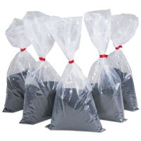 Rubbermaid Commercial Sand for Urns, Black, 5lb, 5/Carton RCPBS25