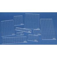 Tim Holtz Acrylic Grid Block Set NOTM482725