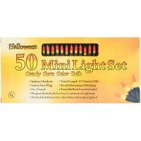 Halloween Lights Indoor/Outdoor 50/String NOTM465607