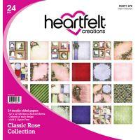 "Heartfelt Creations Double-Sided Paper Pad 12""X12"" 24/Pkg NOTM212799"