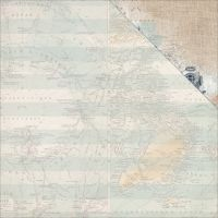 """High Tide Double-Sided Cardstock 12""""X12"""" NOTM456124"""