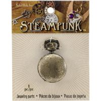 Steampunk Metal Pendant 1/Pkg NOTM336119