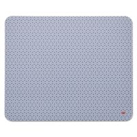 3M Precise Mouse Pad, Nonskid Repositionable Adhesive Back, 8 1/2 x 7, Gray/Bitmap MMMMP200PS