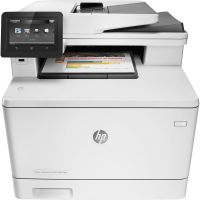 HP Color LaserJet Pro MFP M477fdw Wi-Fi Multifunction Printer, Copy/Fax/Print/Scan HEWCF379A