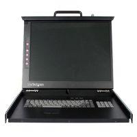 StarTech.com 1U 19 Rackmount LCD Console - USB + PS/2 SYNX1966509