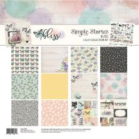 "Simple Stories Collection Kit 12""X12"" NOTM349259"