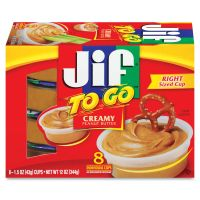 Jif Folgers To Go Creamy Peanut Butter Cups FOL24136