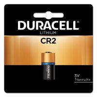 Duracell Ultra High Power Lithium Battery, CR2, 3V, 1/EA DURDLCR2BPK