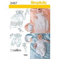 Simplicity Babies Special Occasion NOTM495444