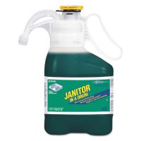 Diversey Janitor In A Drum Ultra Conc. Kitchen Cleaner, Pine Scent,1.4L Bottle,2/Ctn DVO95791681