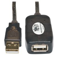 Tripp Lite USB 2.0 Hi-Speed Active Extension Cable (A M/F) 16-ft. SYNX1012163