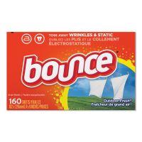 Bounce Fabric Softener Sheets, 160 Sheets/Box PGC80168BX