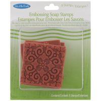 Soap Embossing Stamp Assortment 8/Pkg NOTM411448