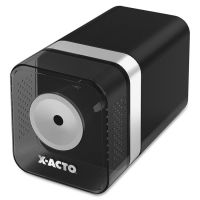 X-ACTO Power3 Office Electric Pencil Sharpener, Black EPI1744
