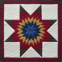 Lone Star Wall Quilt Kit NOTM461831