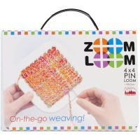 """Zoom Loom 4""""X4"""" Pin Loom From Schacht NOTM253286"""