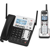 AT&T SynJ SB67138 DECT Cordless Phone - Silver IGRMKV0202