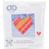 "Diamond Dotz Diamond Embroidery Facet Art Kit 4.75""X4.75"" NOTM052602"