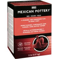Mexican Self-Hardening Clay 5lb NOTM216306