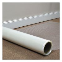 ES Robbins Roll Guard Temporary Floor Protection Film for Carpet, 24 x 2400, Clear ESR110021